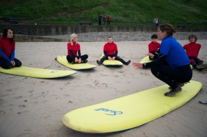 Surf School Saltburn