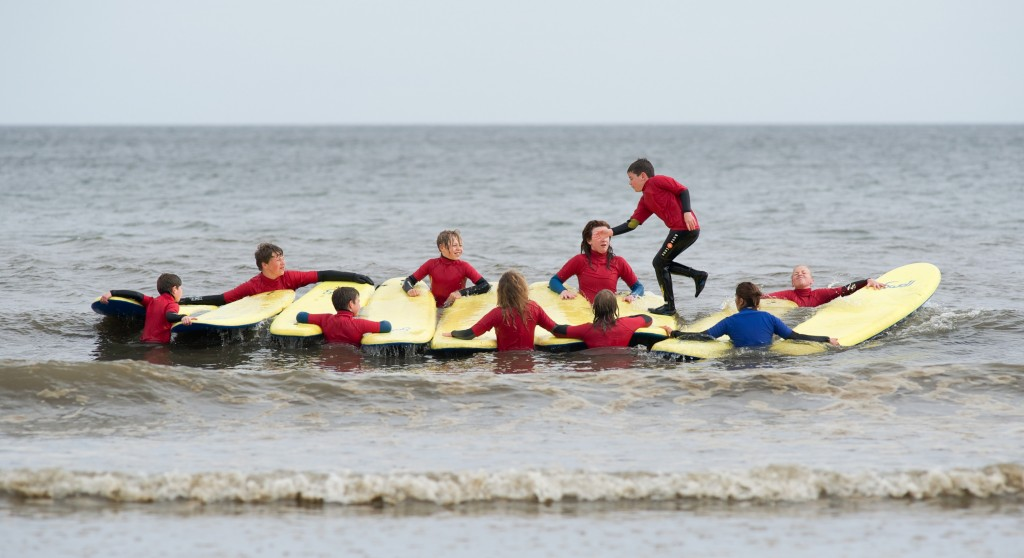 Junior Surf Academy Saltburn By The Sea