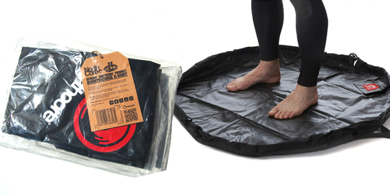 Northcore changingmat for sale Saltburn Surf School Shop