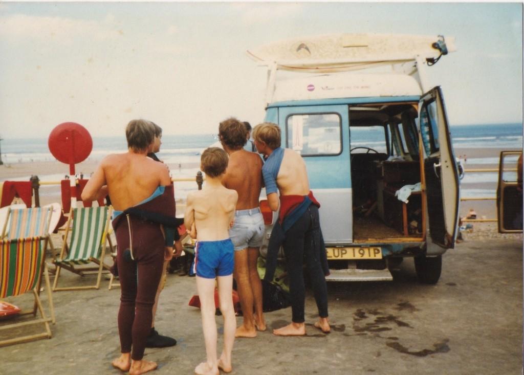 Nicks Hire first season 1983